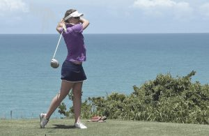 a golfer woman pick the Best Golf Drivers For Mid Handicappers