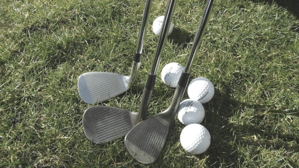 a Picrure of The Best Wedges For High Handicappers