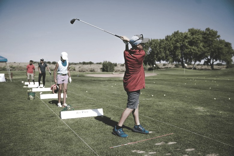 a Kids Golfers Trying To Learn How To Play Golf 101, Seeking And Finding The Right Help
