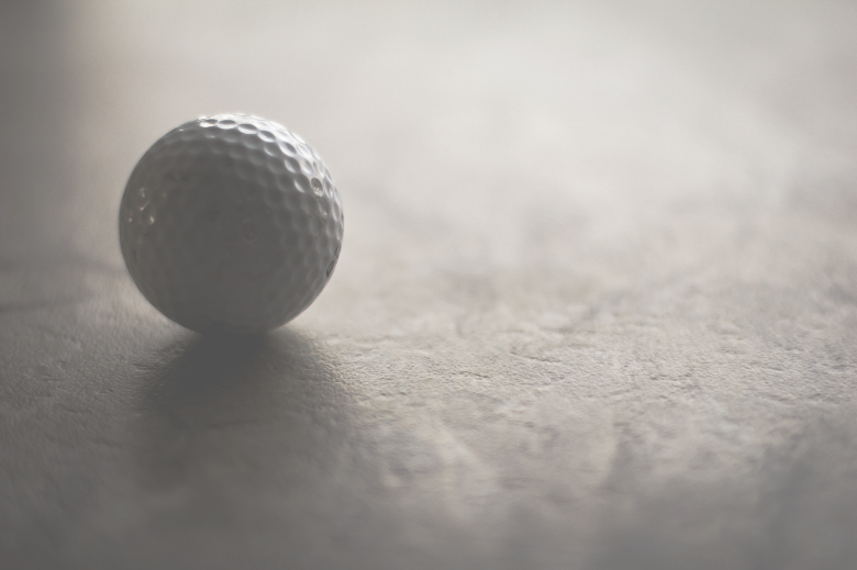 ball that describe the history of golf balls