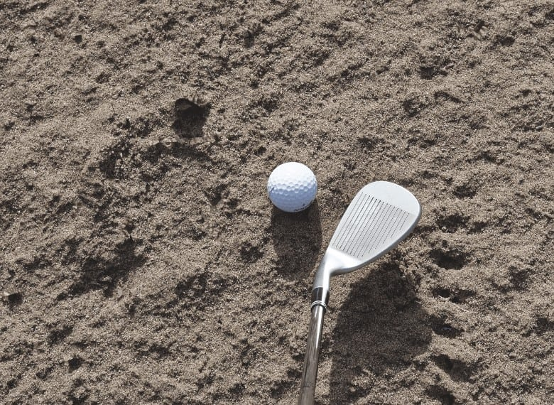 a picture of the best sand wedges for high handicappers that describe some