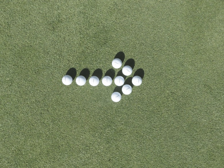 a picture that describe 4 Factors To Think Of Before Buying A Golf Ball section