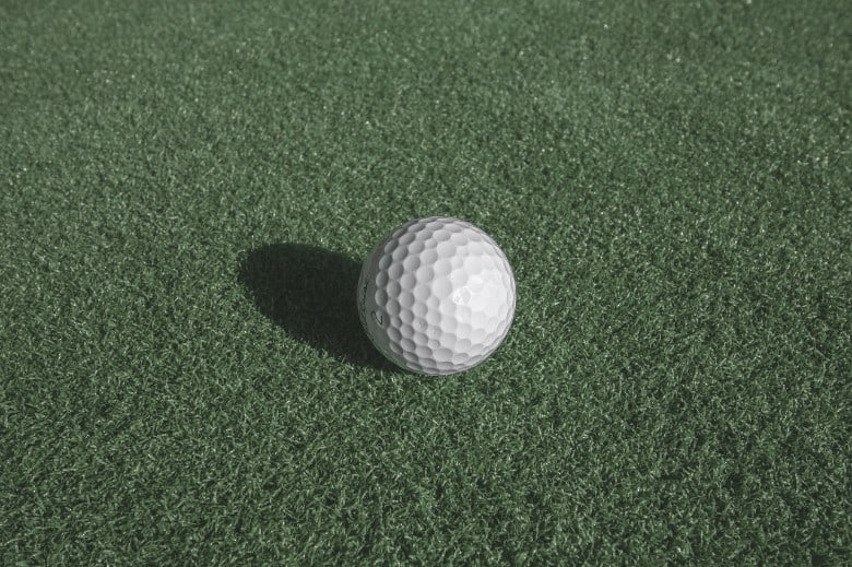 a golf ball picture that describe What To Consider When Buying it