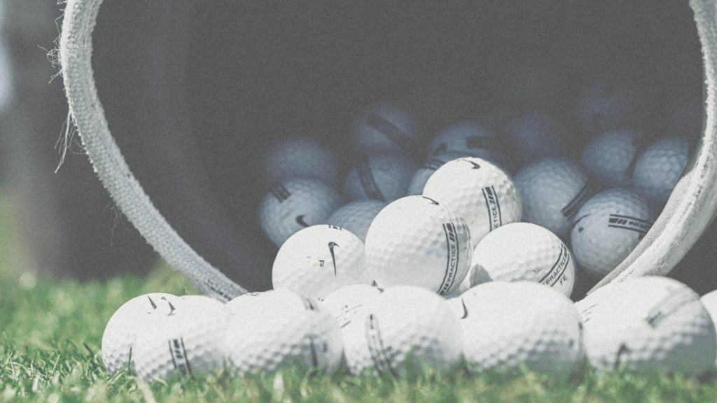 a picture of Nike Golf Balls